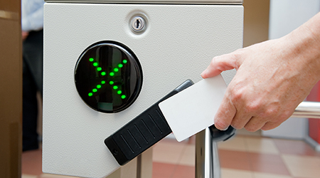 High End Security Solutions - Biometric Access Control